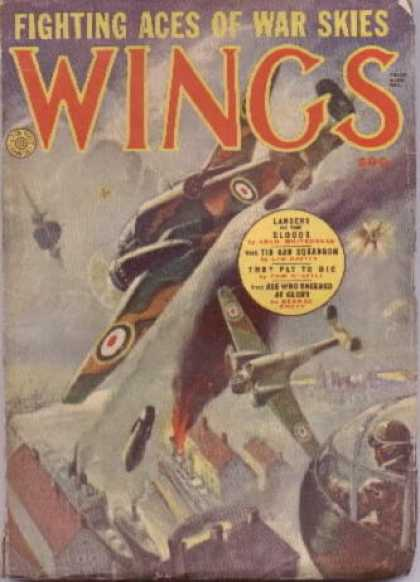 Wings - Winter 1940