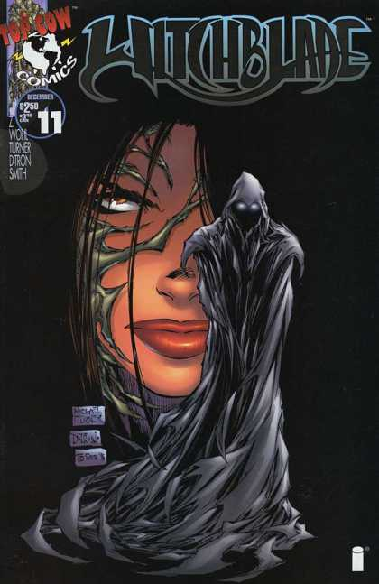 Witchblade 11 - Witch Blade - Witch - Blade - Comics - Top Cow - Michael Turner