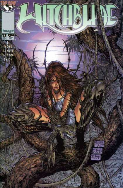Witchblade 17 - Image - Superhero - Top Cow - Magic - Fantasy - Michael Turner
