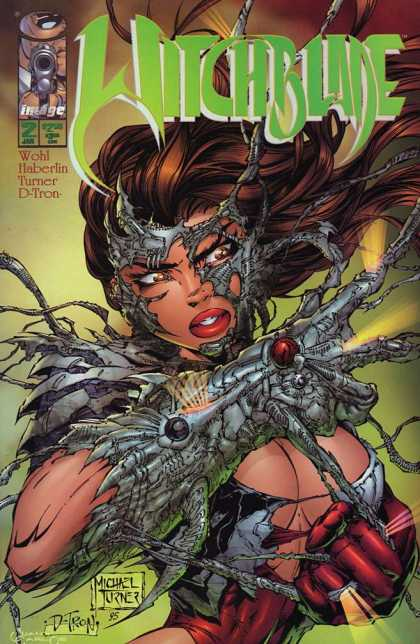 Witchblade 2 - Image - Wohl - Haberlin - Turner - D-tron - Michael Turner