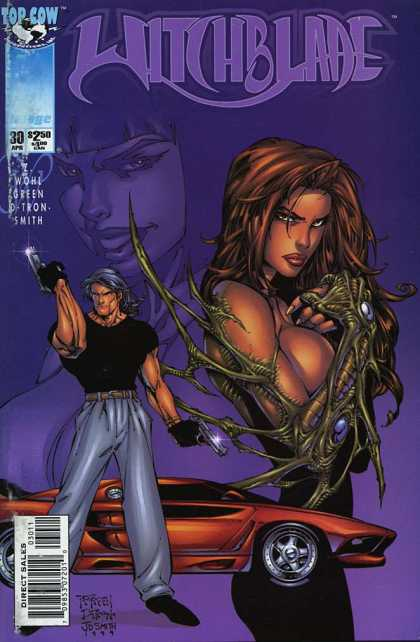 Witchblade 30