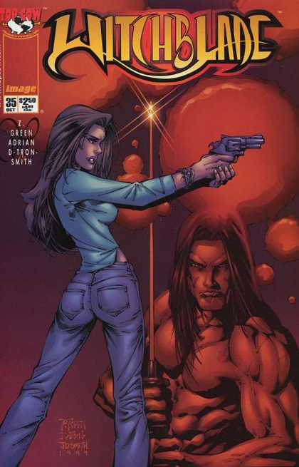 Witchblade 35