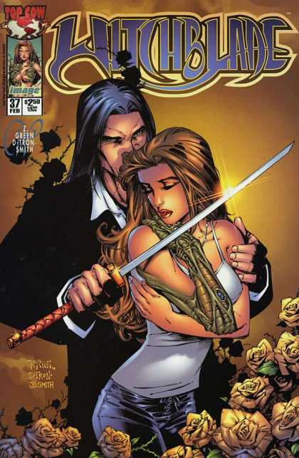 Witchblade 37