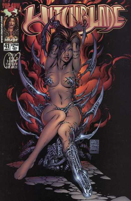 Witchblade 41
