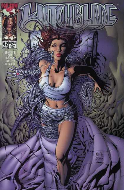 Witchblade 42