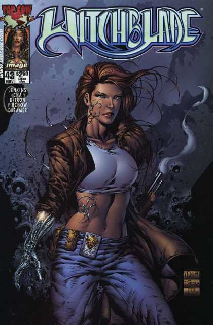 Witchblade 43