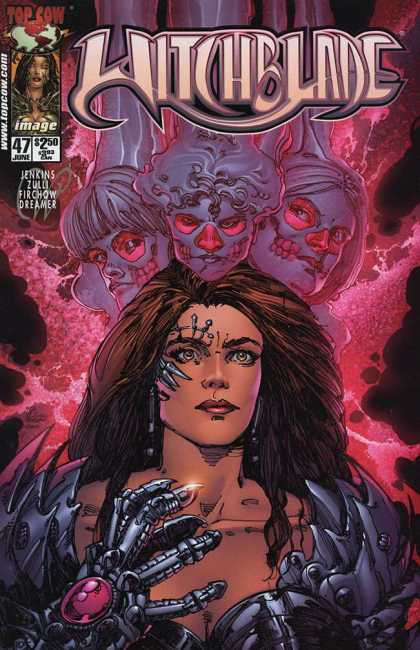 Witchblade 47