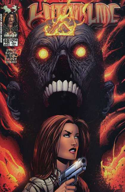 Witchblade 48