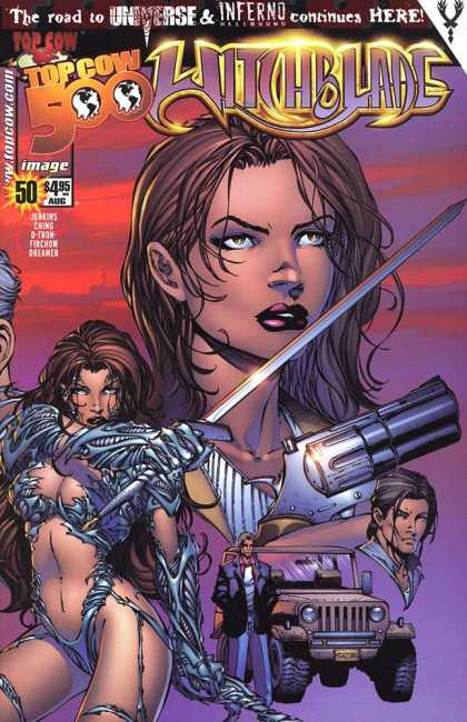 Witchblade 50 - Michael Turner