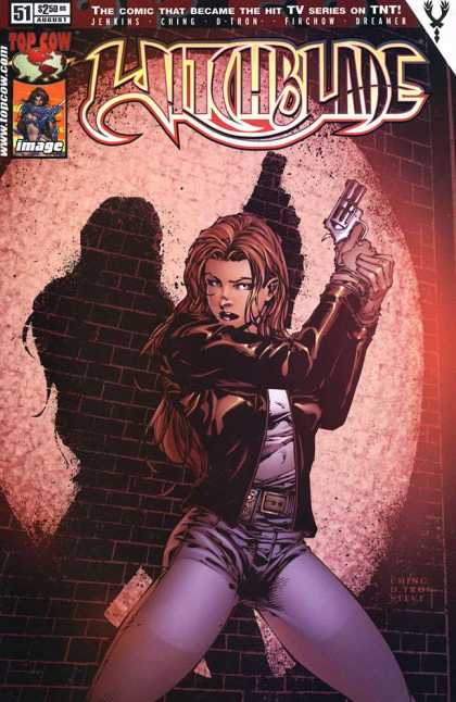 Witchblade 51