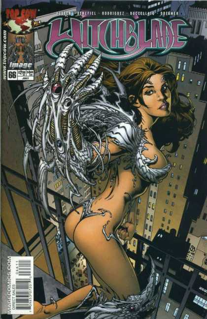 Witchblade 66