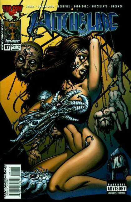 Witchblade 67
