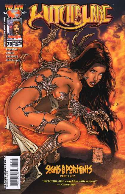 Witchblade 78