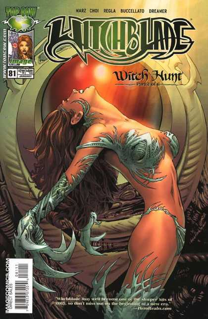 Witchblade 81