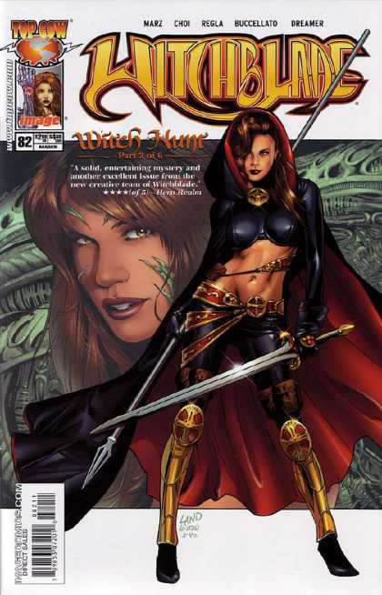 Witchblade 82