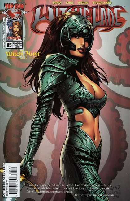 Witchblade 85 - Scripts - Artwork - Woman - Action - Drama