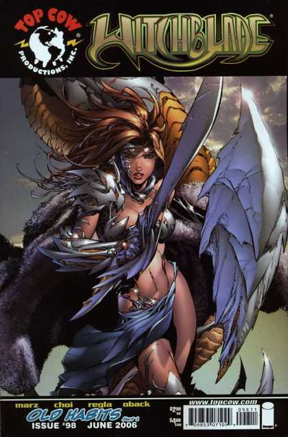 Witchblade 98