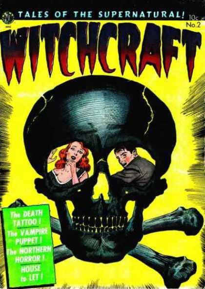 Witchcraft 2 - Michael Kaluta