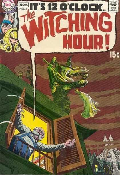 Witching Hour 5 - Nick Cardy