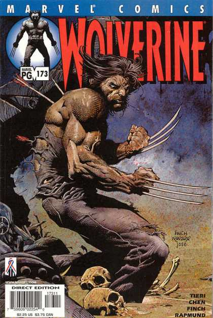 Wolverine 173 - David Finch, Jose Jimenez-Momediano