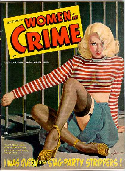 Women in Crime 10