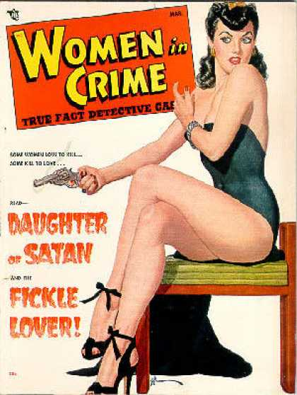 Women in Crime 11