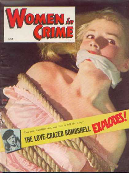 Women in Crime - 6/1947