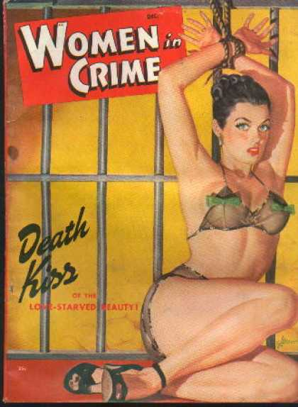 Women in Crime - 12/1947