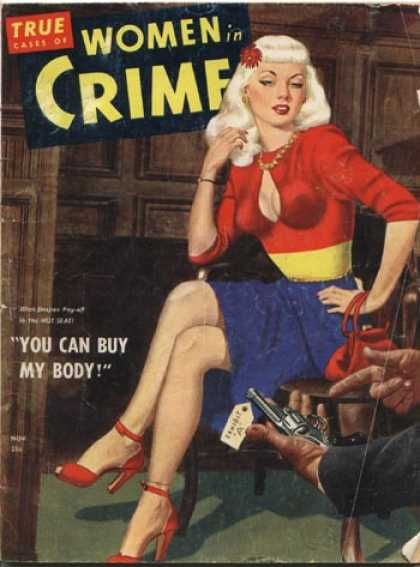 Women in Crime - 11/1949