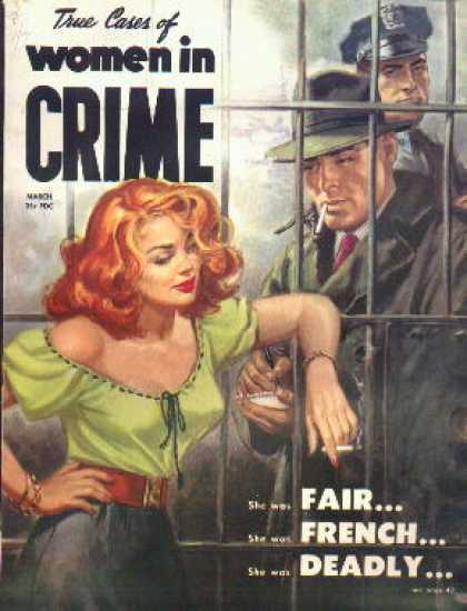 Women in Crime - 3/1953