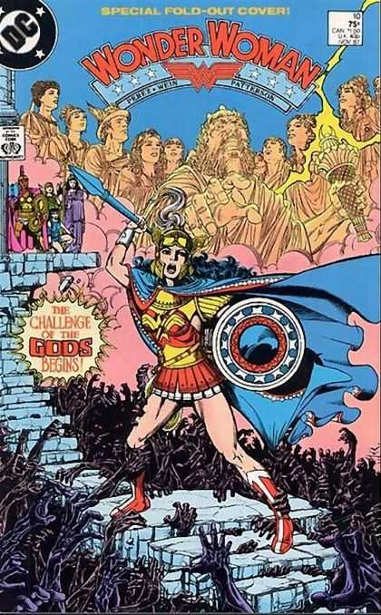 Wonder Woman (1987) 10 - George Perez