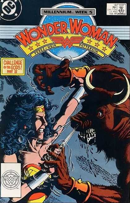 Wonder Woman (1987) 13 - George Perez