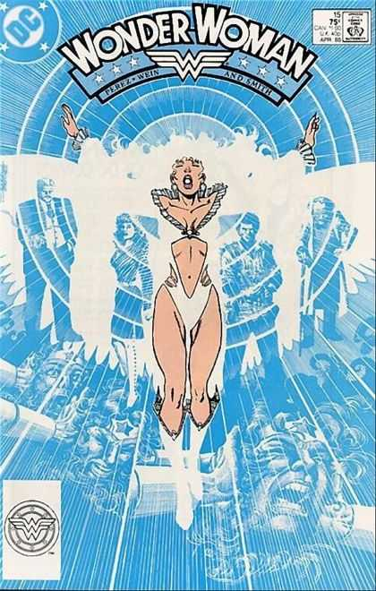 Wonder Woman (1987) 15 - Dc - Perez - Wein - Smith - Babe - George Perez