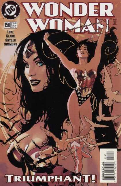 Wonder Woman (1987) 150 - Adam Hughes