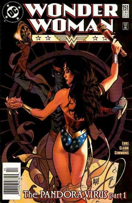 Wonder Woman (1987) 151 - Adam Hughes