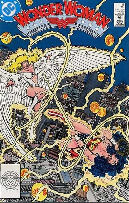 Wonder Woman (1987) 16 - George Perez