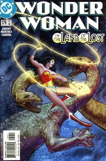 Wonder Woman (1987) 179 - Phil Jimenez