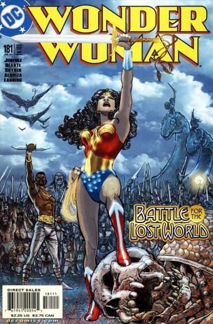 Wonder Woman (1987) 181 - Phil Jimenez