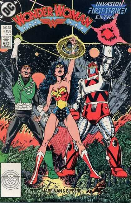 Wonder Woman (1987) 25 - George Perez