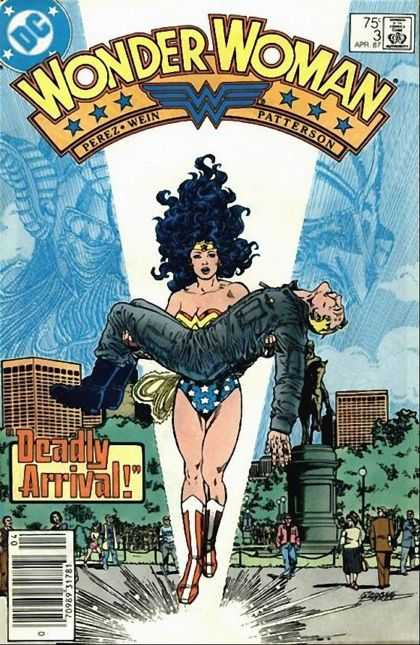 Wonder Woman (1987) 3 - George Perez