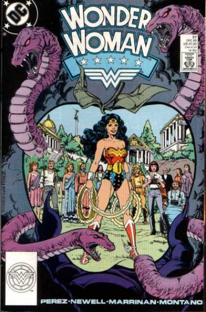 Wonder Woman (1987) 37 - George Perez