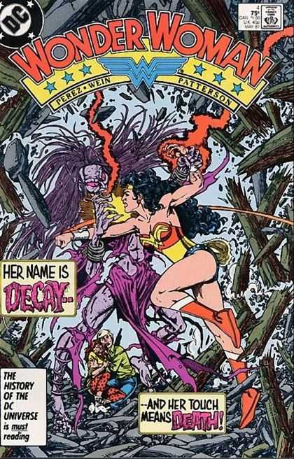 Wonder Woman (1987) 4 - George Perez