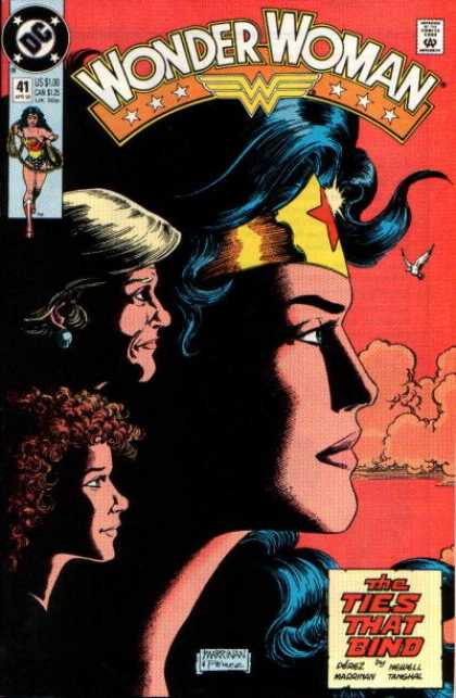 Wonder Woman (1987) 41 - George Perez