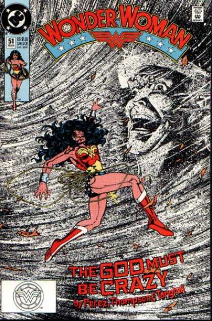 Wonder Woman (1987) 51 - George Perez