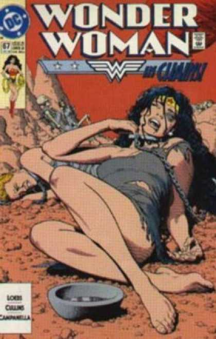 Wonder Woman (1987) 67 - Brian Bolland