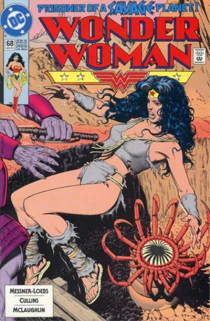 Wonder Woman (1987) 68 - Brian Bolland