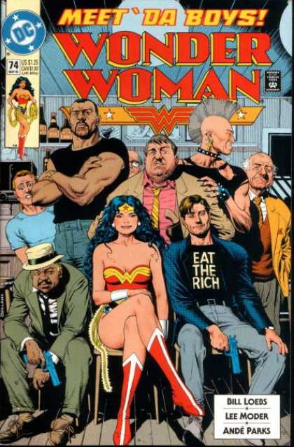 Wonder Woman (1987) 74 - Brian Bolland