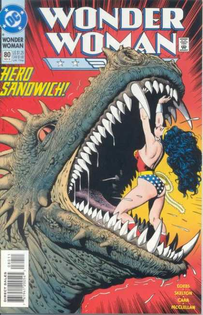 Wonder Woman (1987) 80 - Brian Bolland