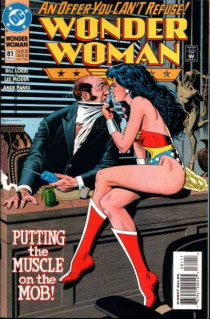 Wonder Woman (1987) 81 - Brian Bolland