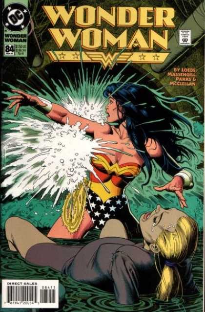 Wonder Woman (1987) 84 - Brian Bolland